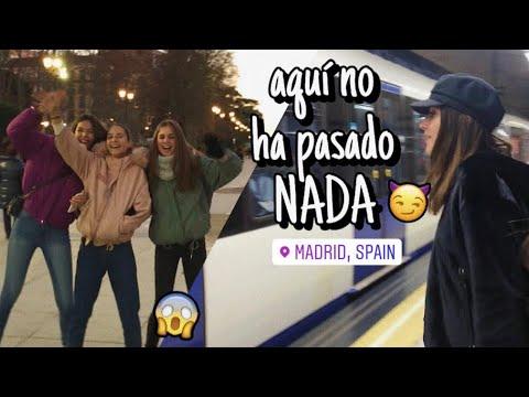 LO QUE PASA EN MADRID SE QUEDA EN MADRID  Marru