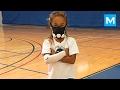 7 Year Old Basketball Phenom - Jaliyah Manuel | Muscle Madness