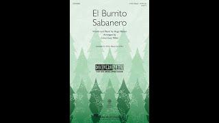El Burrito Sabanero (3-Part Mixed Choir) - Arranged by Cristi Cary Miller