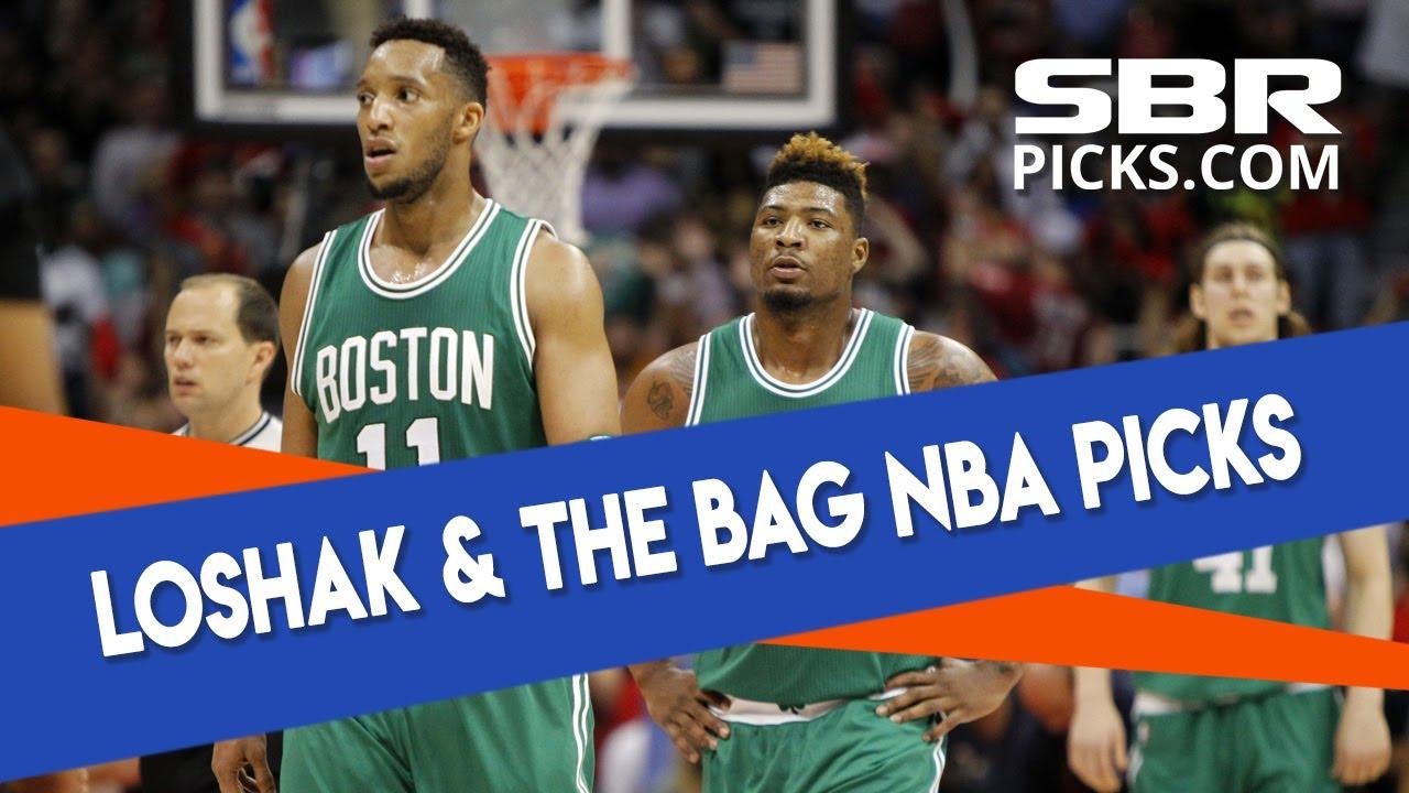 Loshak & The Bag | NBA Picks | October 20th