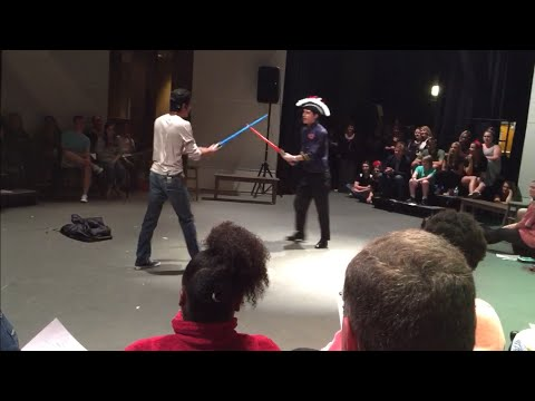 Les Miserables/Star Wars - The Confrontation