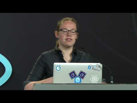 Marie-Laure Thuret -  React Storybook: Design, Dev, Doc, Debug Components - React Conf 2017