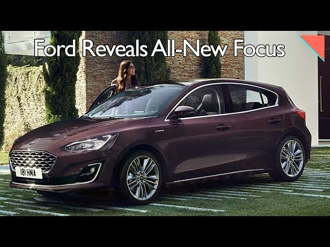 All-New Ford Focus, No Bolt Refresh for 7 Years - Autoline Daily 2329
