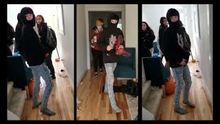 CAUGHT ON CAMERA: Realtor catches teens hosting squatting party in listed home!