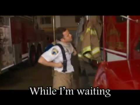 John Waller - While I'm Waiting (with subtitles) Fireproof