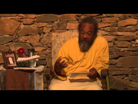 Mooji ♥ Answers ◦ Is This Panic That Follows Deep Insight Normal?
