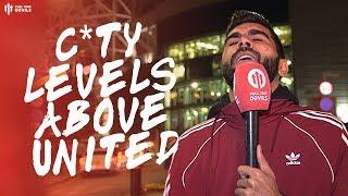 CITY LEVELS ABOVE! Man Utd 0 - 2 Man City Match Review