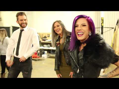 BEARDO - Behind The Scenes of Skillet's Photo Session