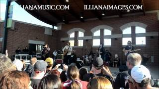 "Rusted Root Live ""Martyr"" at Popcorn Fest 2012 Valparaiso, Indiana"