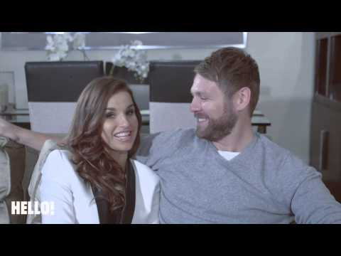 HELLO! At Home With Brian McFadden And Vogue Williams