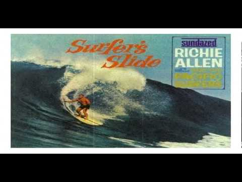 Richie Allan & the pacific surfers - surfer's slide.mpg