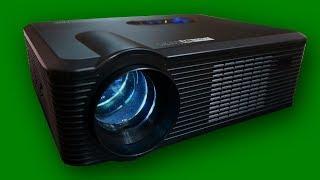 Крутой проектор из Китая за 150$. Посылка из Китая.
