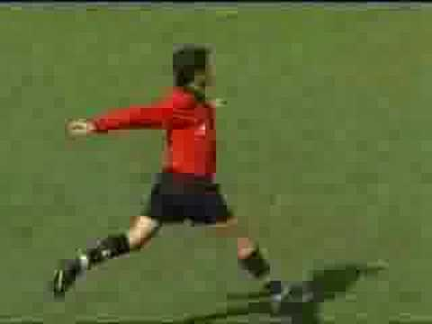The Most Flamboyant Referee Ever