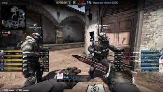 Blake Games CSGO EU Tournament, April 20 , Hardcore Hentai vs. OneShot
