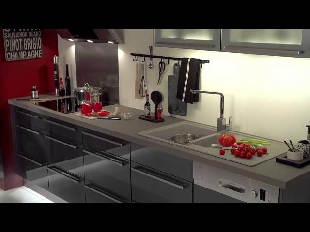 La Cuisine Semi Pro Troïka Conforama Youtube