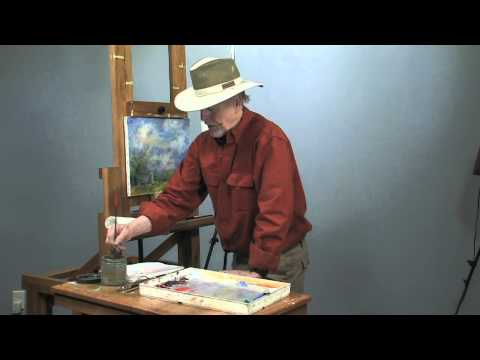 How To Sign An Oil Painting