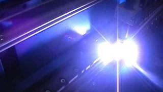 Lineární svařování, Florian - továrna na komíny