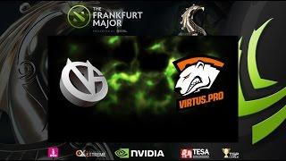[ Dota2 ] VG vs VP - The Frankfurt Major 2015 : Main Event - SZD