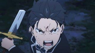Re:Zero AMV Anime: Re:Zero kara Hajimeru Isekai Seikatsu Song: Ashe...