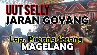 Uut Selly - Jaran Goyang feat RAS dangdut Live Lapangan Pucang Secang Magelang | Bukan Dangdut Mania