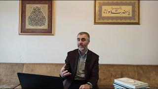 İrfan Sohbetleri   Dr. Öğr. Üy. Hacı Ahmet Şimşek -  Hoca Ahmet Yesevî