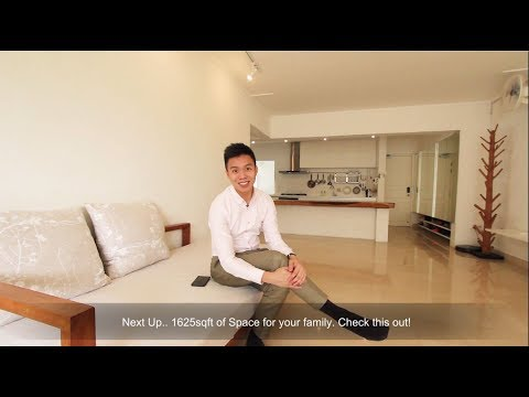 725 Bedok Reservoir Rd, 1625sqft, 3 Bedrooms, Singapore HDB Property Sold - PropertyLimBrothers