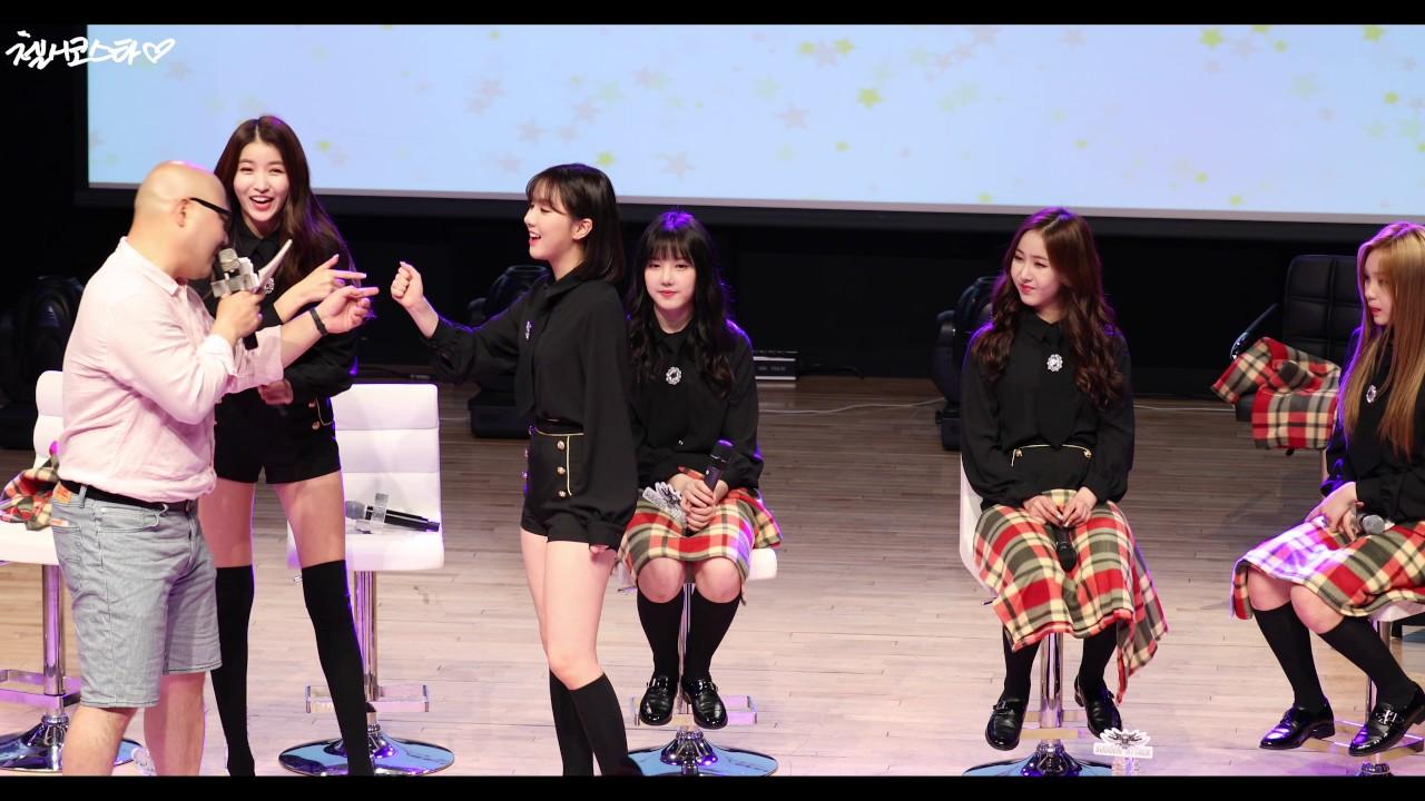 Download [4K] 170610 여자친구(GFRIEND) 서든어택 팬미팅 직캠(Fancam) Part.2 by 첼시코스타