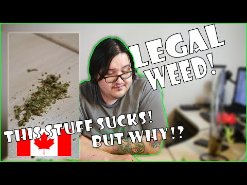 Canadian Cannabis - What Are They Doing Wrong? REVIEW And COMMENTARY