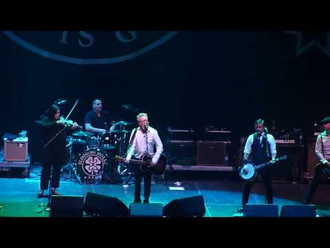 Flogging Molly - Requiem For A Dying Song (live @ AFAS Live Amsterdam 18.02.2018) 1/2