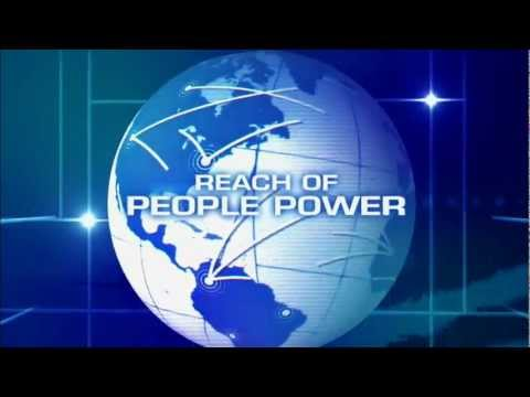 """The global phenomenon known as """"People Power"""""""