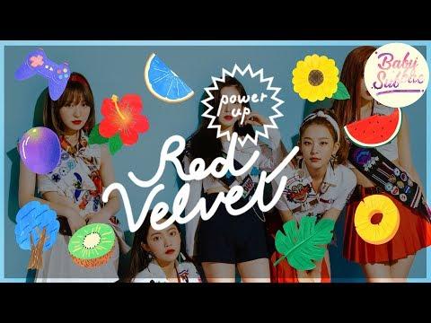 [Thaisub/Lyrics] Red Velvet - Power Up #BABYBAESUB