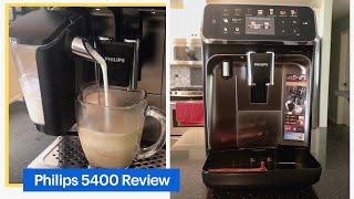 Philips 5400 Espresso Coffee M…