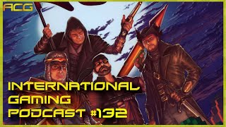 International Podcast #132 Featuring Spawnwave and Skydaze as Guests. Deep dive into PS5