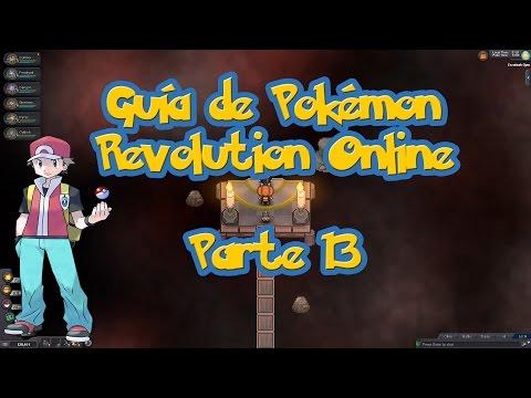 Guía de Pokémon Revolution Online - Parte 13 / Cuarta Medalla de Johto