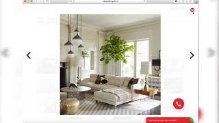 Как сделать заказ на сайте Happy Designer? Дизайн интерьера онлайн | Счастливый дизайнер