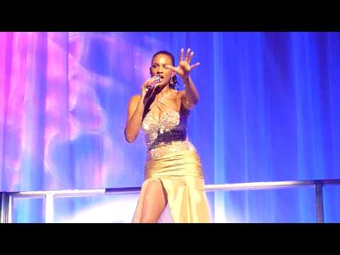 Alesha Dixon (HD) - To Love Again (The Alesha Show Tour 2009, Nottingham Royal Concert Hall)