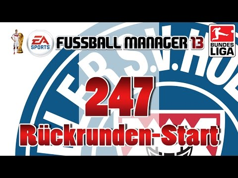 Fussball manager lets play 247 r�ckrunden start fm lp 2014 karriere