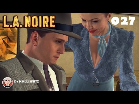 L.A. Noire #027 - Smoke weed everyday [HD][PC] | Let's Play L.A. Noire