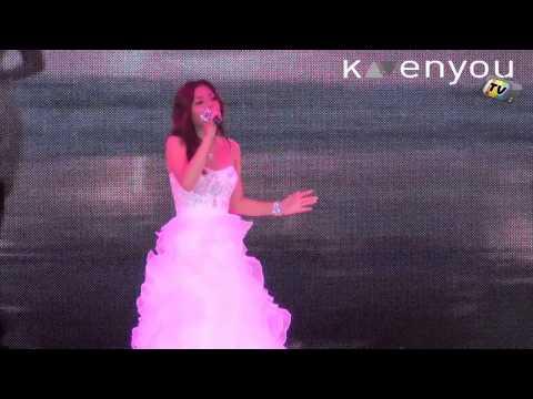 Yuna Ito Performance at Music & Men's Fashion Week Singapore 2012