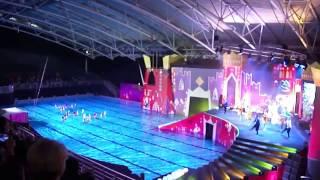 Сказка о царе Салтане (Шоу Марии Киселевой) Водный стадион Динамо