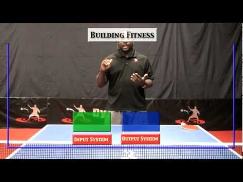 How To Improve Your Forehand Flip Table Tennis Univer