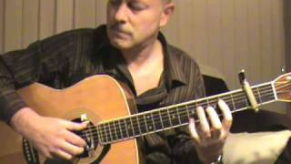 From Soup To Nuts -  Ragtime Guitar  - Ton Van Bergeyk