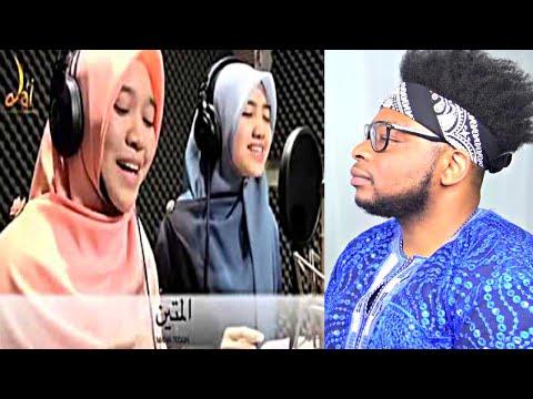 CATHOLIC REACTS TO 99 Names of Allah!! Asma-ul-Husna - Nasheed