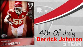 #MUT15 |  99 Chiefs Legend Derrick Johnson | Better To Complete Sets Or Sell Collectible