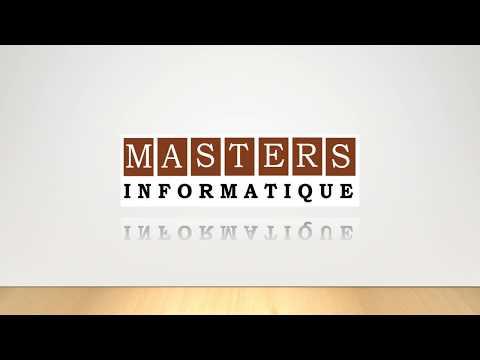 Masters Informatique