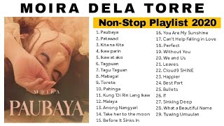 Moira Dela Torre - Non-Stop Playlist 2020  (Complete Songs)