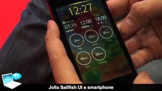 Jolla Sailfish UI e smartphone ITA