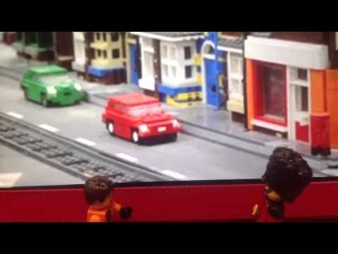 A fake deleted scene from The Lego Movie