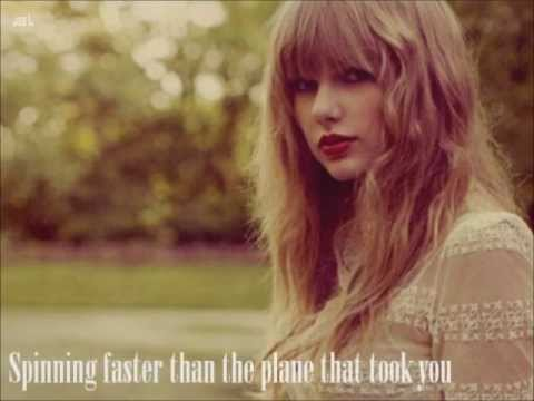 Come Back... Be here - Taylor Swift (Lyrics)