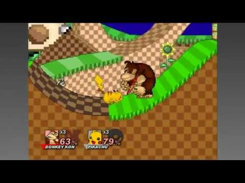 Caveman Plays - Super Smash Flash 2
